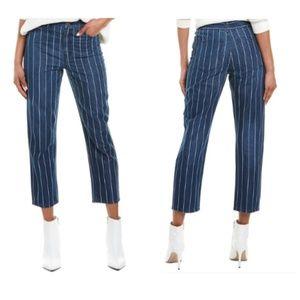 NWT- Current Elliott The Vintage Cropped Slim Jean